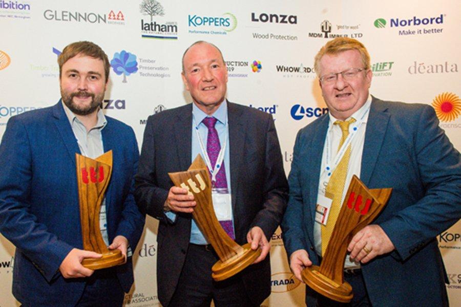 Ежегодная премия журнала Timber Trades Journal (TTJ) 2020 стартовала, мероприятие состоится 25 сентября в Лондоне