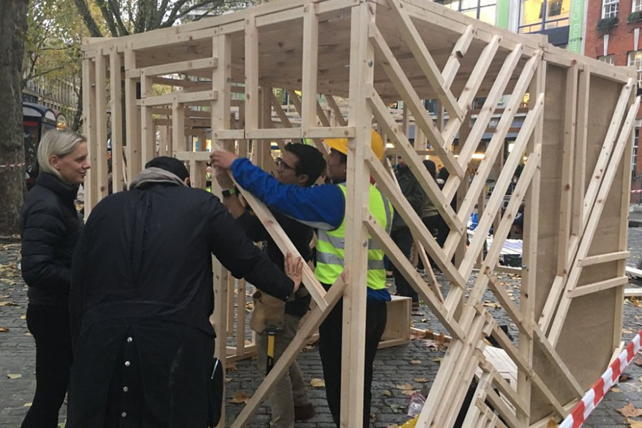 Строительный сектор Великобритании реализует противоречивые стратегии