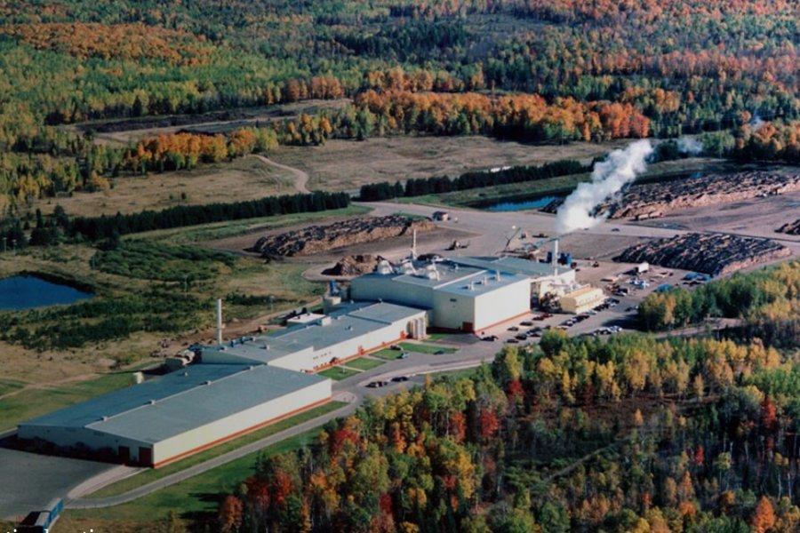 В 4 кв. 2019 г. коэффициент загрузки производственных мощностей в деревообработке Канады составил 77%