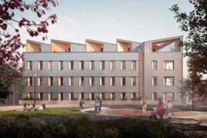 Read more about the article Новое многоэтажное здание из древесины появится в Бостоне, США