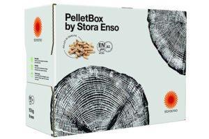 Stora Enso запускает в производство экологичную премиальную упаковку для пеллет