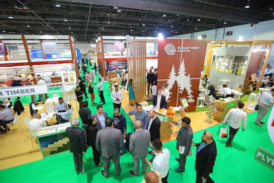 Ожидается, что в Дубае Вудшоу примут участие более 7000 посетителей