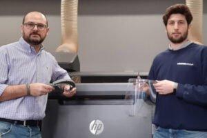 Biesse помогает бороться с Covid-19 использованием 3D-принтера