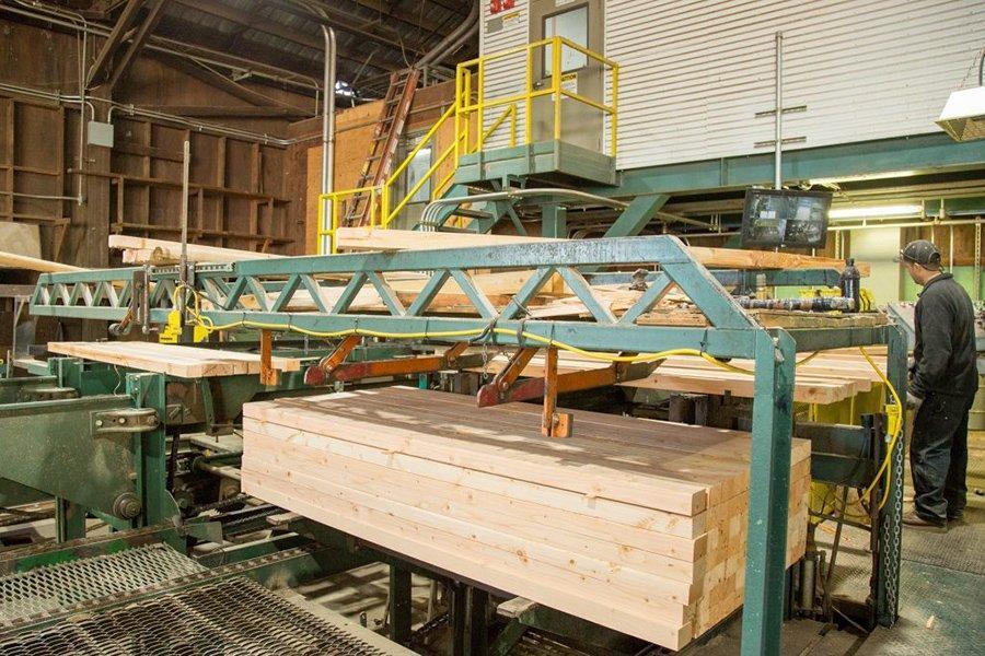 Европейская лесная промышленность пересмотрит цепочки поставок после того, как ограничения будут ослаблены