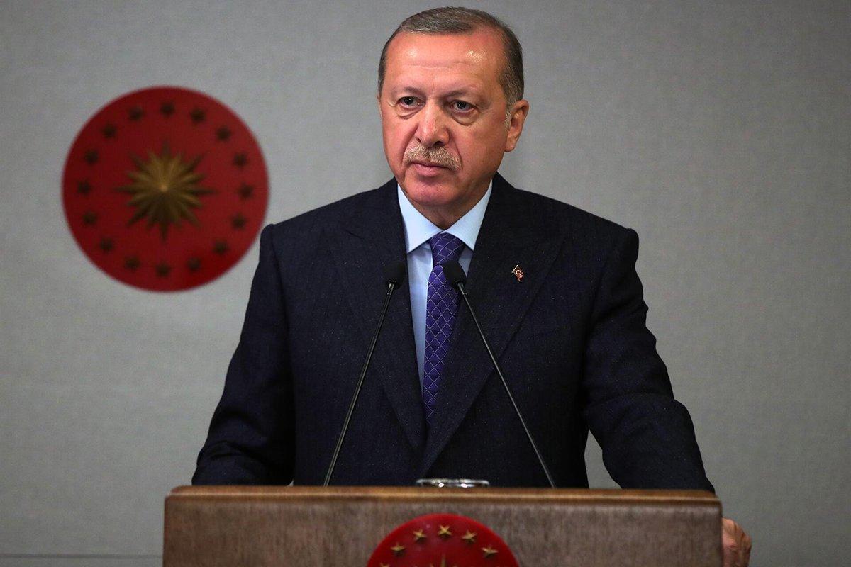 Эрдоган критикует частные банки за то, что они «недостаточно делают»
