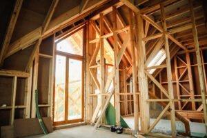 В России зафиксирован рост спроса на деревянные дома