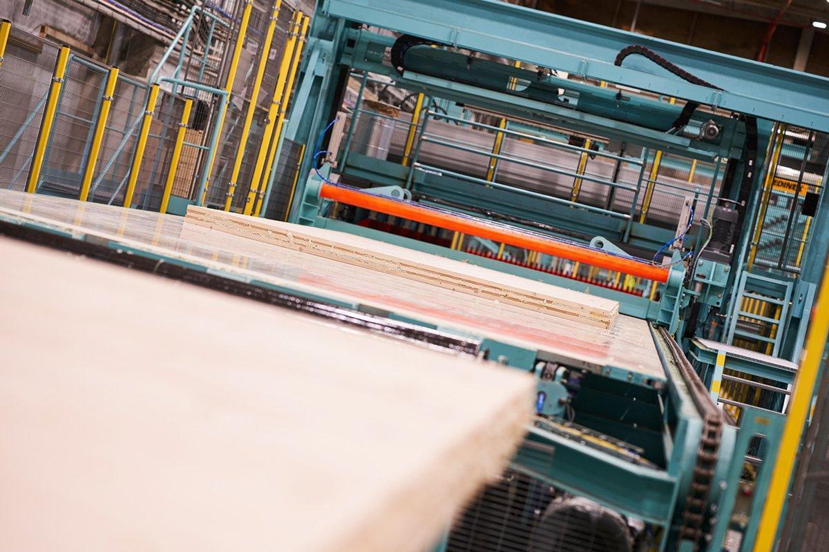 Södra выбирает производственную линию Ledinek для нового предприятия CLT