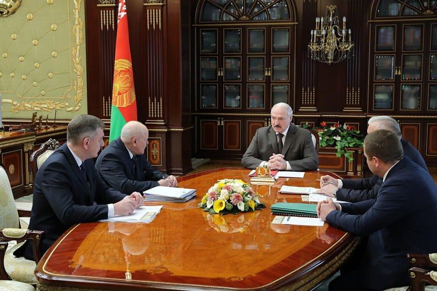 Проект указа «О ведении лесного хозяйства и реализации древесины» обсудили на совещании у Президента