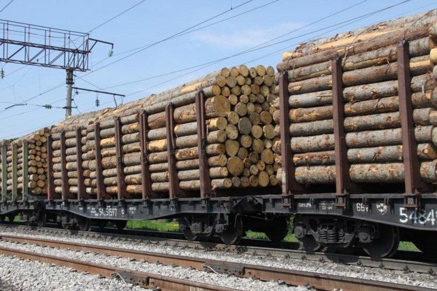С начала 2020 года предприятия Красноярского края экспортировали более 1,8 миллиона кубометров лесопродукции