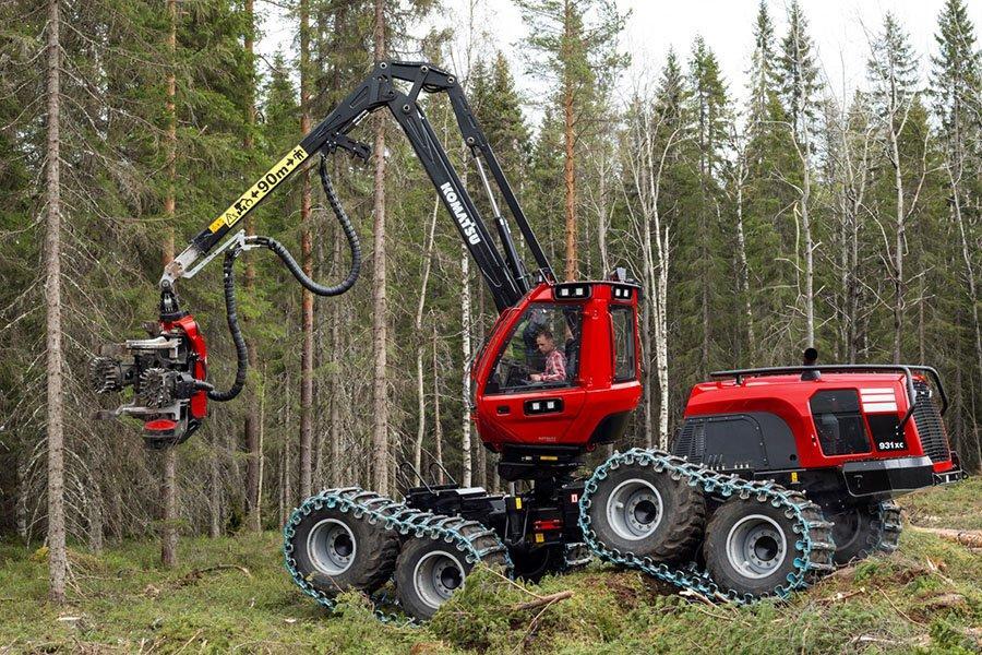 Сокращение доходов в лесной и деревообрабатывающей промышленности