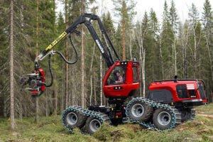 Компания Komatsu Forest временно остановит производство