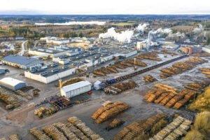 Заводы Коскисен в Финляндии работают, несмотря на пандемию коронавируса