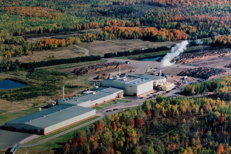 Лесопромышленники Канады попросили правительство о финансовой помощи