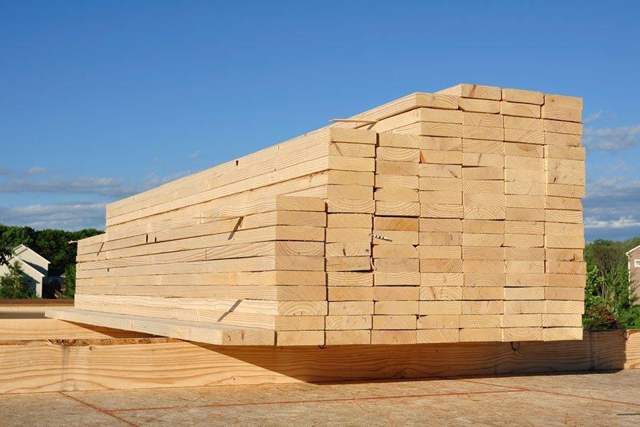 В феврале 2020 г. Бразилия сократила экспорт продукции деревообработки на 14%