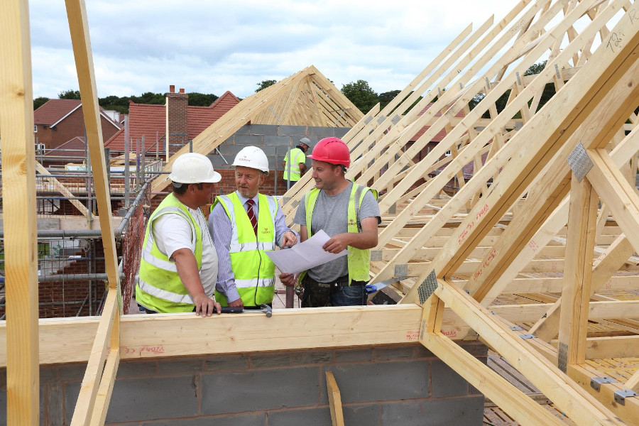 Ещё один британский домостроитель — Redrow — вернется к строительству