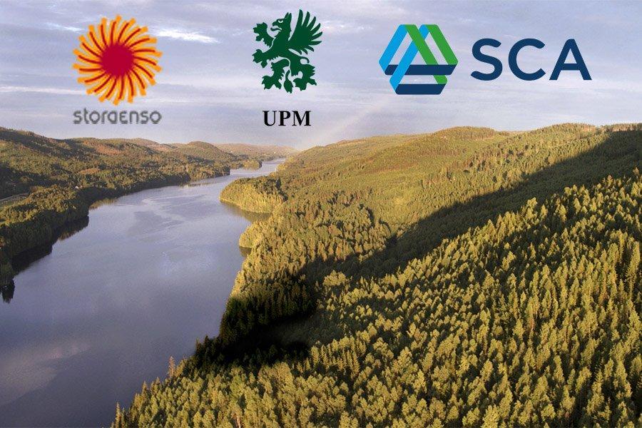 Read more about the article Северные лесные гиганты, Stora Enso, UPM и SCA еще не подвержены пандемии коронавируса