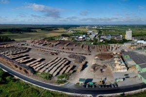 Bergs Timber возобновляет нормальное производство; отмечает повышение спроса на основных рынках