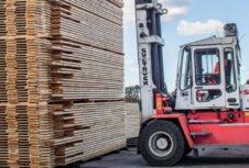 Bergs Timber закроет лесопильный завод в Швеции
