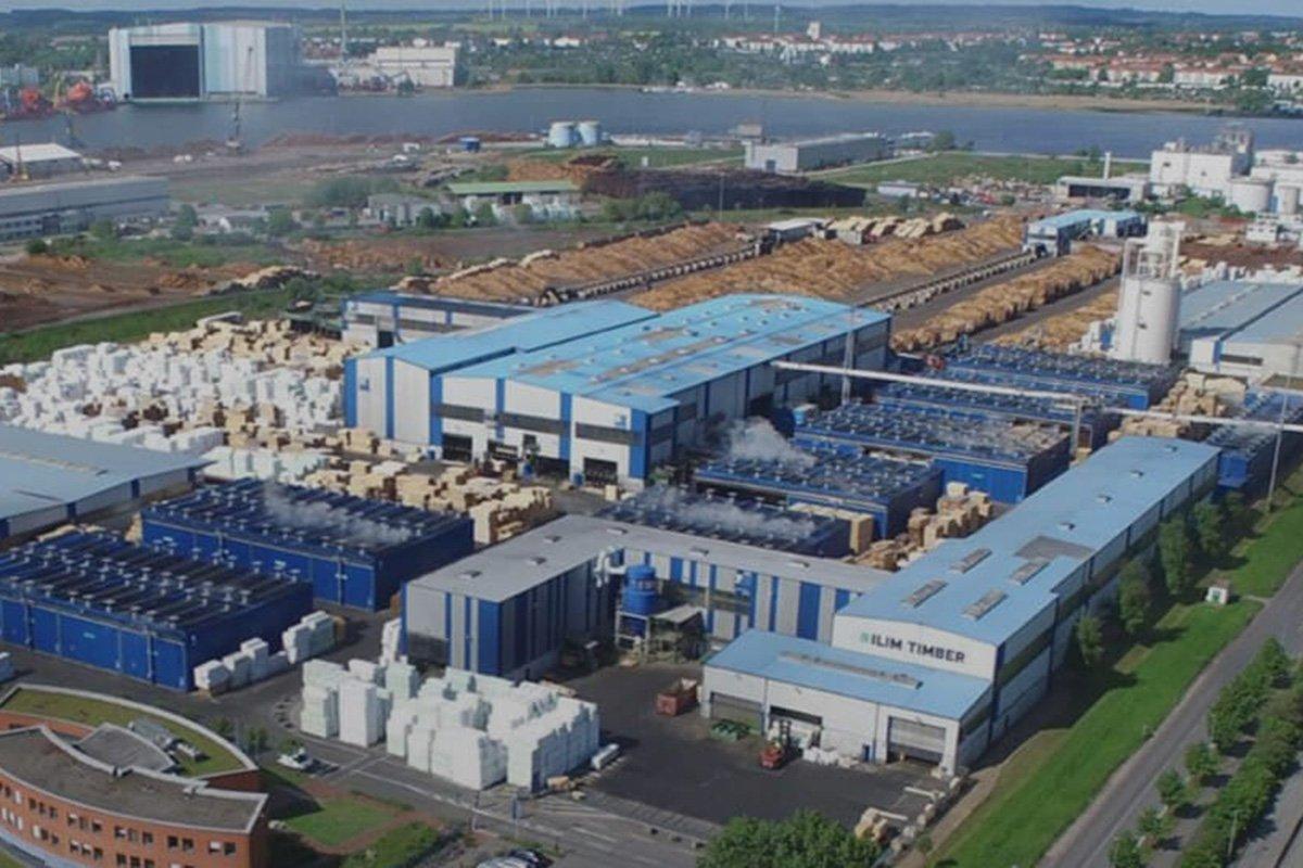 You are currently viewing Илим Тимбер проведет реконструкцию участка лесопиления в филиале компании в Усть-Илимске