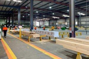 Крупнейший в Австралии лесопильный завод увольняет рабочих, поскольку сектор жилищного строительства готовится к замедлению