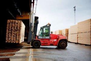 Цепочка поставок лесоматериалов открыта для бизнеса