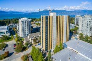 Британская Колумбия разрешит 12-этажные массивные деревянные здания