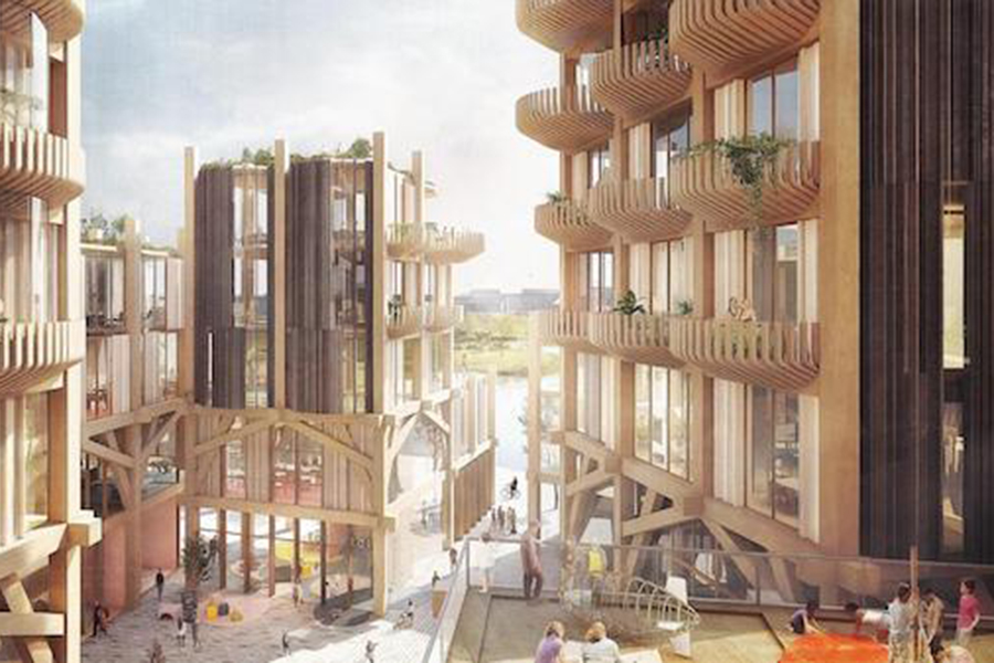Sidewalk Labs отменяет проект Quayside в Торонто
