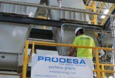 Prodesa построит два завода по производству древесных пеллет в Беларуси