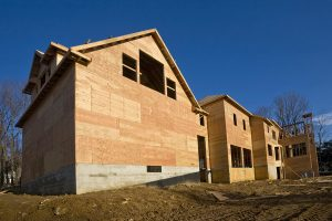 В апреле 2020 г. число закладок новых жилых домов в США снизилось на 30,2%