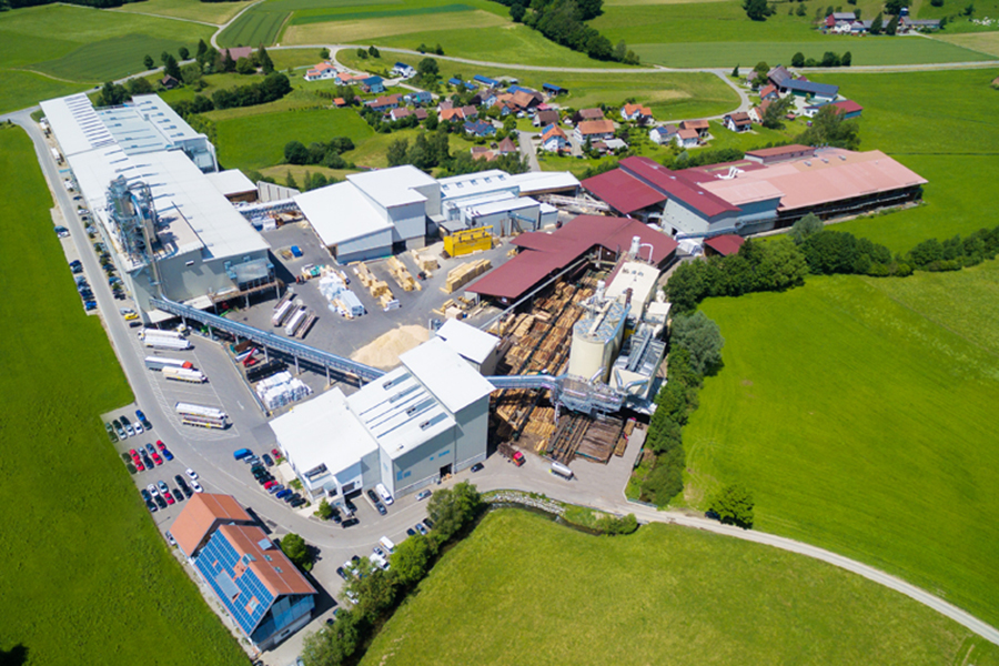 Немецкие лесопромышленные компании значительно пострадали от пандемии, хотя меры по карантину сняты