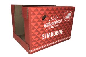 Smurfit Kappa предлагает изменить привычный цвет гофрокартонной упаковки