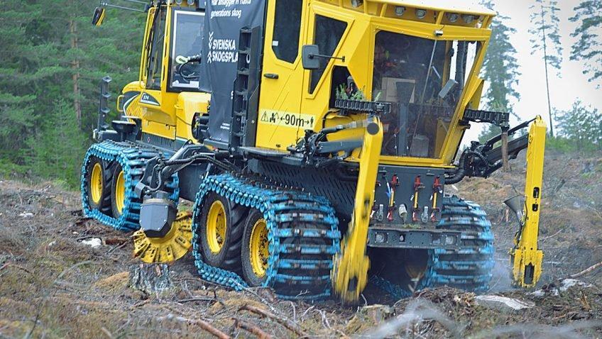 Plantma X: отличная машина для подготовки почвы и посадки