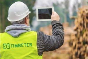 Польские государственные леса запускают пилотный проект Timbeter
