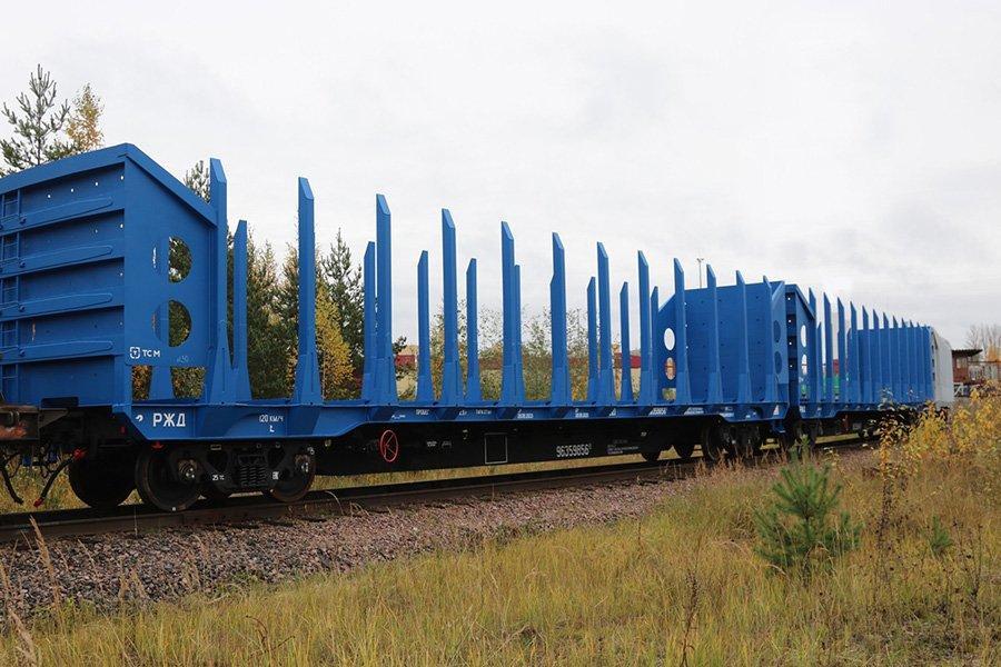 Платформы повышенной вместимости заказаны в России