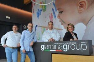 Итальянская фирма Giardina Group приобретает De Stefani Valerio