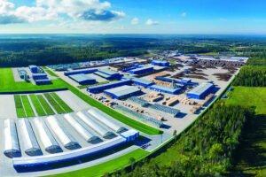 Группа компаний УЛК инвестирует более 400 миллионов евро в мегапилораму в России