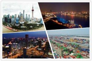 Топ 10 городов с лучшей деловой средой в Китае