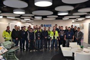 Raute завершила переговоры о временных сокращениях персонала на заводах в Финляндии