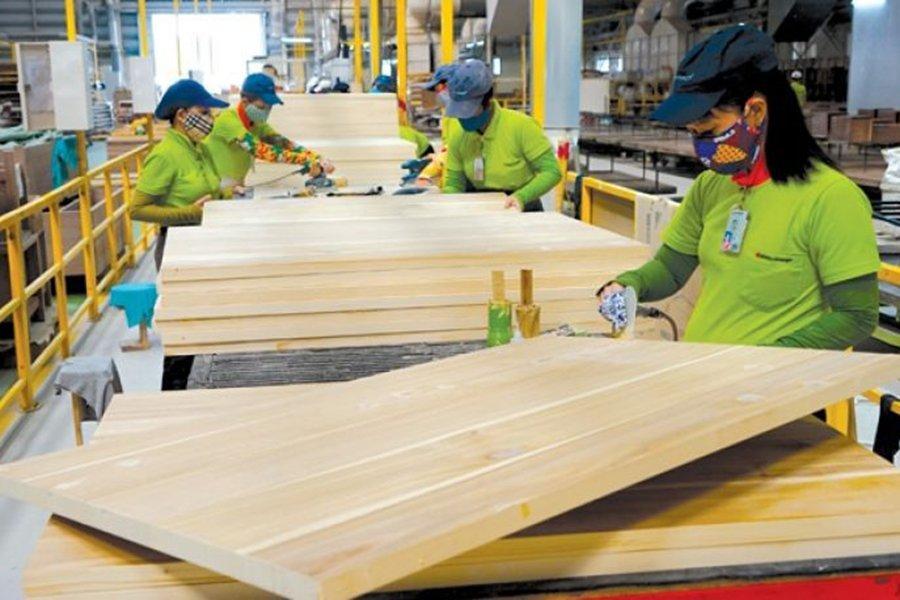 Экспортеры лесоматериалов получат выгоду от недавно ратифицированной торговой сделки между Вьетнамом и ЕС