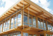 Выручка от продаж в сфере строительства из дерева в марте выросла на 25%