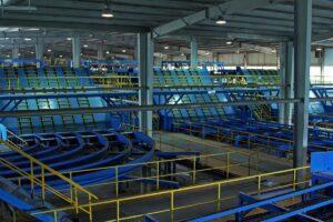 Мега Контракт — JARTEK поставит сортировочные линии самому крупнейшему в мире современному лесопильному заводу