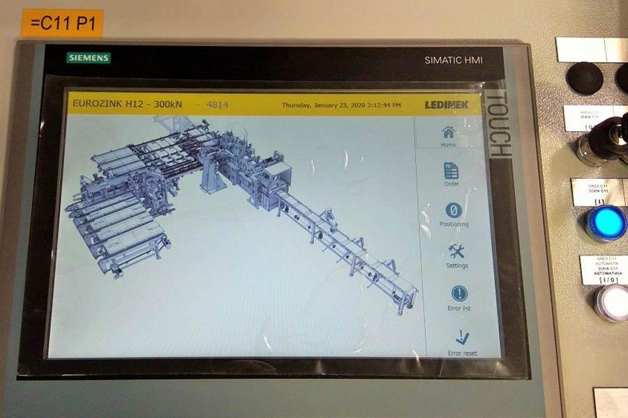 Линия Eurozink запущена на заводе Segezha Group в Соколе