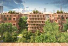 В России построят первую деревянную многоэтажку