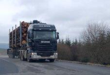Шотландская лесная промышленность получила 7 млн. фунтов стерлингов на транспортные проекты