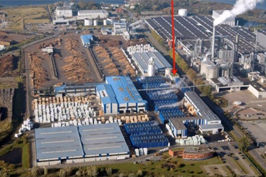«Илим Тимбер» должен сократить объем производства в Висмаре после пожара