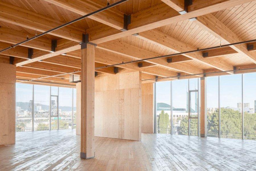 Segezha Group и Etalon Group планируют начать строительство деревянной многоэтажки в Москве летом 2021г