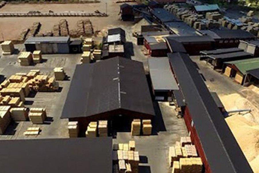 Bergs Timber продаст лесопильные заводы в Швеции