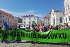О конфликте по поводу сплошных рубок в Эстонии: мнения сторон