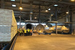 IWT-Moldrup получила заказ на завод по пропитке древесины стоимостью 15 млн. евро