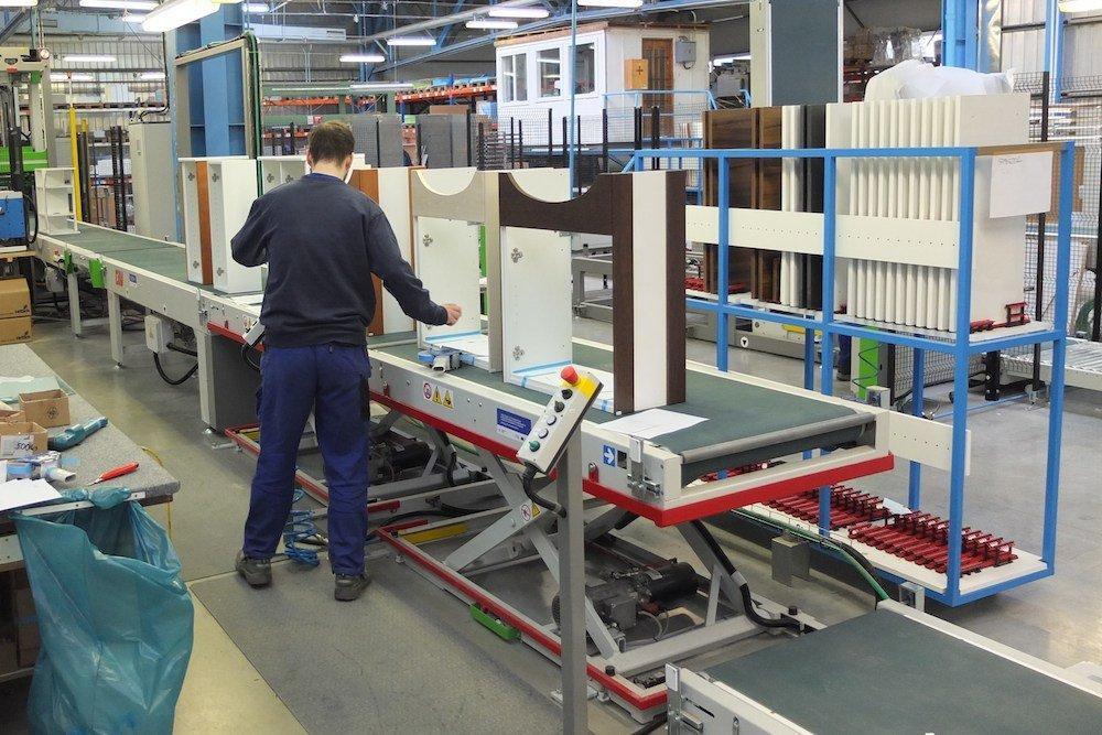 Чешская мебельная промышленность находится в приподнятом состоянии и с нетерпением ждет словацкой древесины